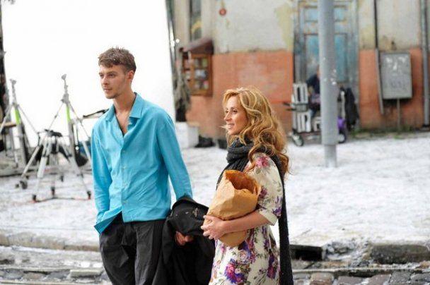 Лара Фабиан увлеклась Максом Барских в фильме Бадоева
