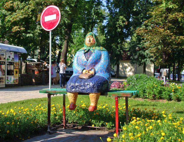Украинские деятели искусств создают Kiev Fashion Park