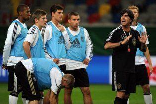 Тренер сборной Германии: нам будет интересно приехать в Украину