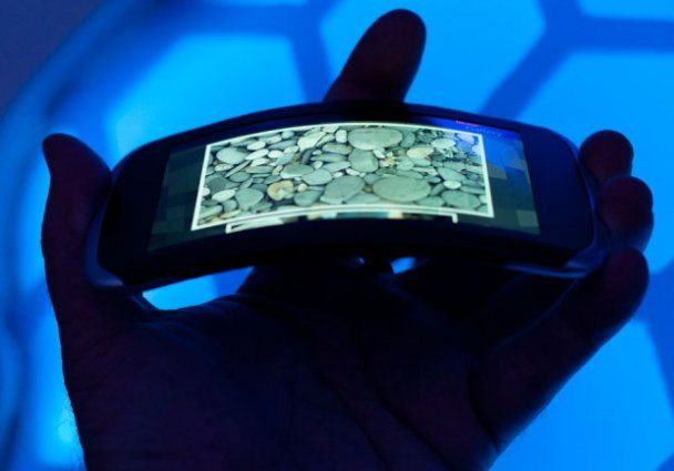 "Пока Apple с Samsung ""воевали"", Nokia создала прототип гибкого планшета"