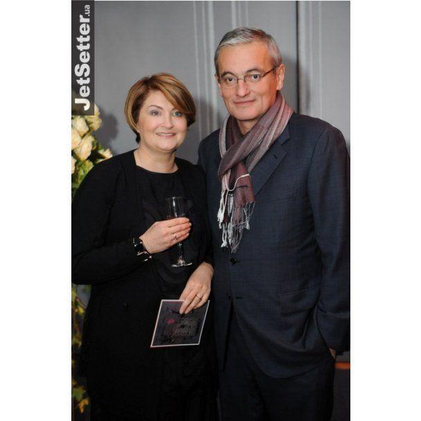 VIP-тусовка на відкритті бутіка Dior у Києві