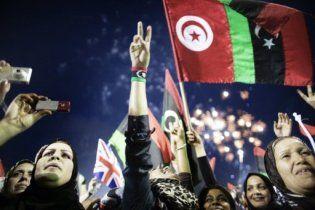 НАТО призначило кінець війни в Лівії на Хелловін