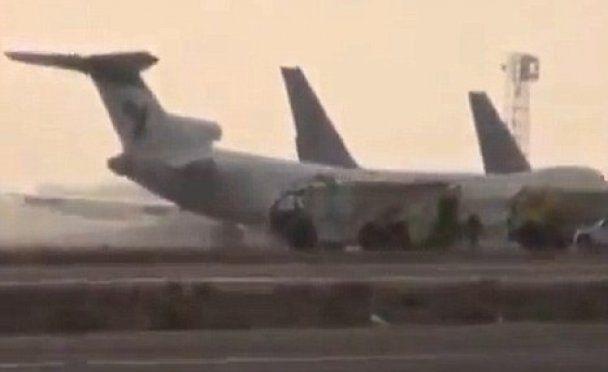 Іранського пілота-героя, який врятував життя 113 людей, відсторонили від польотів