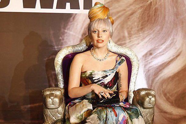 Lady Gaga в Індії напоїли чаєм та запропонували стати жінкою-салатом