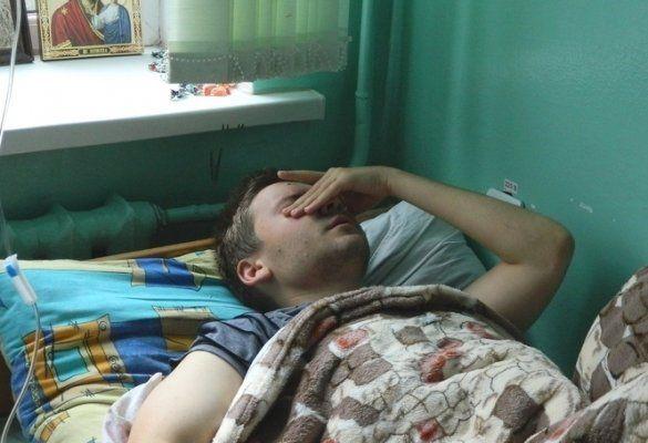 Журналіст Олександр Влащенко
