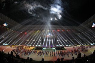 """""""Арену-Львов"""" открыли с поспешностью, потому что хотели устроить праздник Западной Украине"""