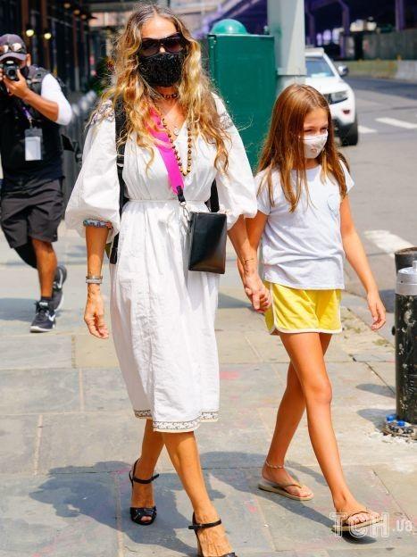 Сара Джессіка Паркер з дочкою / © Getty Images