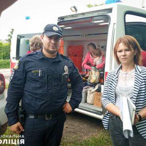 Під Миколаєвом горе-матір не лікувала 2-річну дитину, яка отримала опіки