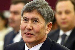 Прем'єр-міністр Киргизії заявив про перемогу в першому турі президентських виборів