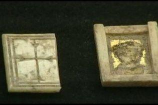 В Иерусалиме обнаружена уникальная миниатюрная икона Византийского периода