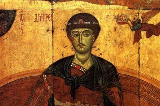 До Криму привезли руку святого Димитрія Солунського