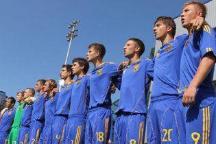 Украинские футболисты вышли в элит-раунд Евро-2012