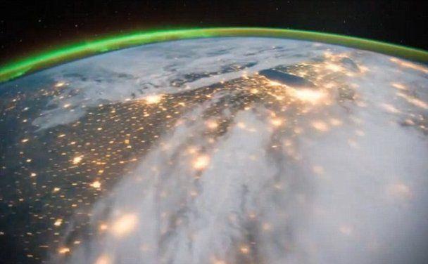 NASA опубликовало уникальные кадры Земли из космоса (видео)