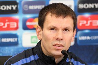 """Зирянов: нехай """"Шахтар"""" нас перебігає, а ми гратимемо у футбол"""