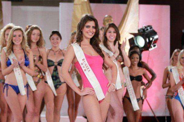 """В Лондоне красавицы готовятся к финалу конкурса """"Мисс мира - 2011"""""""