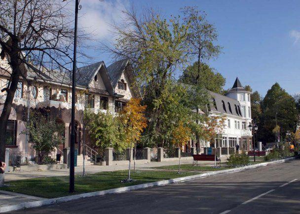 Симферополь потратил 14 миллионов на одну улицу