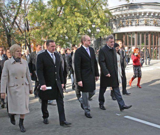Сімферополь витратив 14 мільйонів на одну вулицю