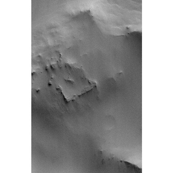 На Марсі знайшли залізницю і вокзал