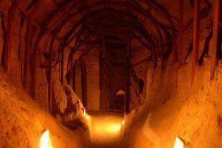 Тайные подземелья киевской Лавры откроют для туристов