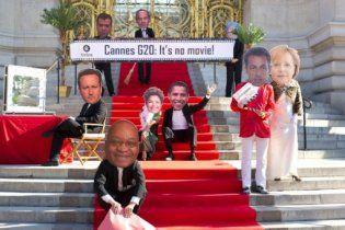 """В Каннах начинается саммит G20 - """"последний шанс"""" найти выход из кризиса"""