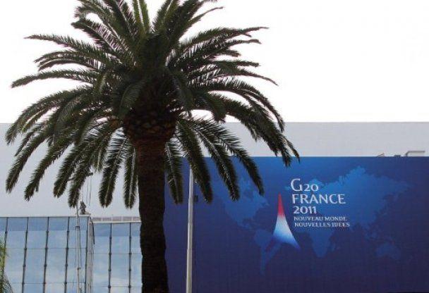Канны готовятся к саммиту G20 - центр города фактически закрыт