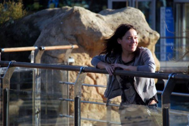 Альона Вінницька в Іспанії задивлялась не на мачо
