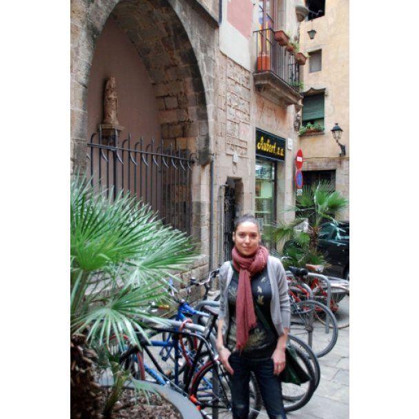 Испанские каникулы Алены Винницкой