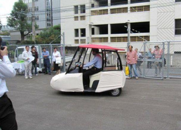 Самый безопасный в мире автомобиль создан в Японии