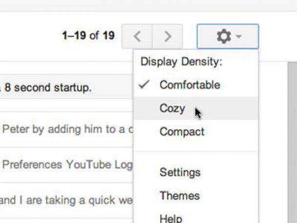 Google оновив інтерфейс поштового сервісу Gmail