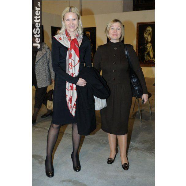 Зірки відкрили форум сучасного мистецтва ART-KYIV