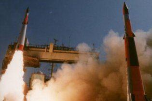 Ізраїль провів випробування балістичної ракети
