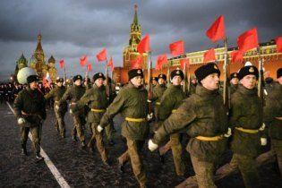 Всі елементи параду 1941 року вперше повторять на Красній площі