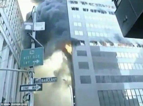 З'явилося відео, яке спростовує організацію США терактів 11 вересня