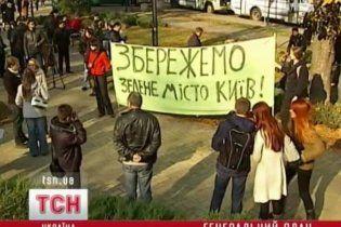 Генплан Києва від Попова назвали аферою, яка знищить парки і острови