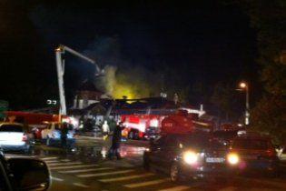Установлена причина пожара в любимом ресторане дочери Тимошенко