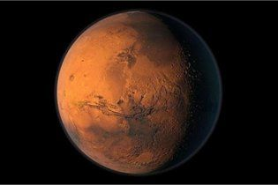 Життя на Марсі існувало лише під землею