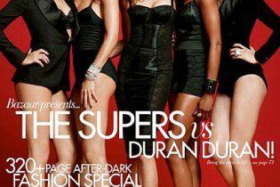 Супермодели 90-х появятся на обложке Harper's Bazaar