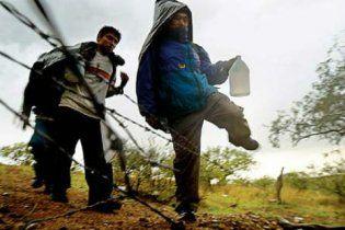 На Закарпатье поймали сомалийцев, которые по звездам шли в ЕС