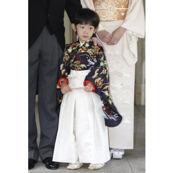 """Императорская семья поздравила принца с """"взрослением"""""""