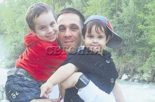 Дикаєв привіз в Україну сина і дочку, його дружина-українка зараз вагітна