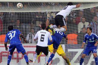 Плей-офф Лиги Европы пока остается без украинских команд