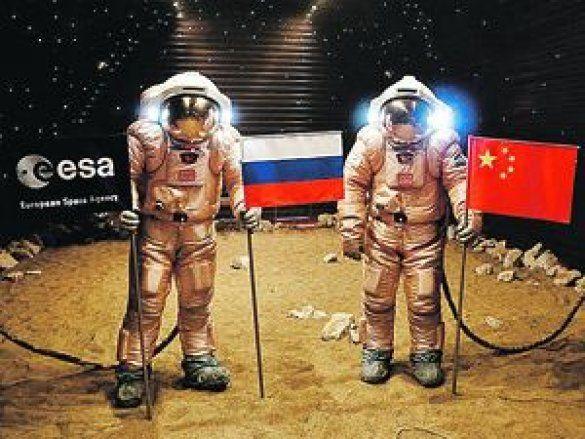 Експеримент з польоту на Марс