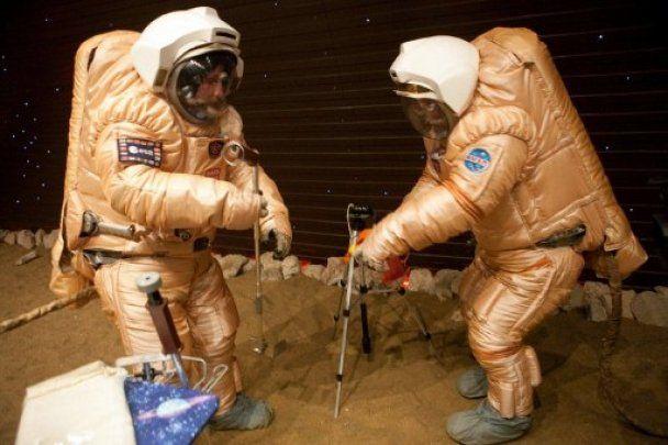 """У Москві успішно завершився перший """"політ на Марс"""""""