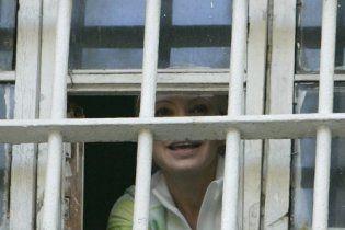 Месяц после приговора: Тимошенко уже практически не встает с нар