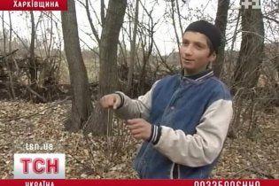 На Харківщині хлопчик хотів здати автомат на металобрухт
