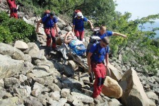 Украинцев скоро некому будет спасать в горах и на воде