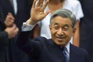 Імператор Японії потрапив до лікарні з бронхітом