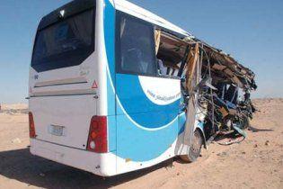 Туристичний автобус розбився в Єгипті: 11 людей загинули, 30 поранені