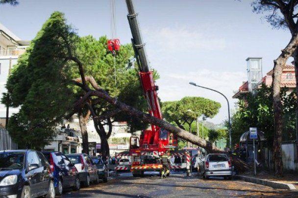 Жертвами сильного наводнения в Италии стали более 10 человек
