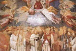 На фреске Джотто нашли изображение дьявола